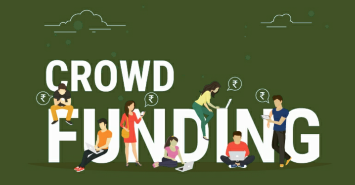 Crowdfunding using blockchain